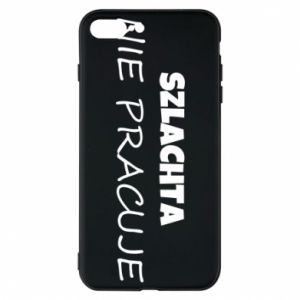 Phone case for iPhone 7 Plus Nobility - PrintSalon