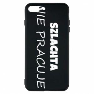 Phone case for iPhone 8 Plus Nobility - PrintSalon