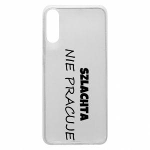 Phone case for Samsung A70 Nobility - PrintSalon