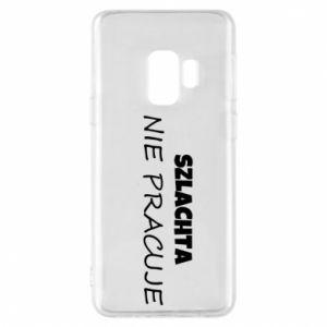 Phone case for Samsung S9 Nobility - PrintSalon