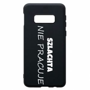 Phone case for Samsung S10e Nobility - PrintSalon