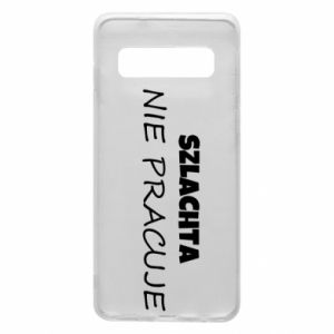 Phone case for Samsung S10 Nobility - PrintSalon