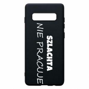 Phone case for Samsung S10+ Nobility - PrintSalon