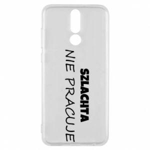 Phone case for Huawei Mate 10 Lite Nobility - PrintSalon