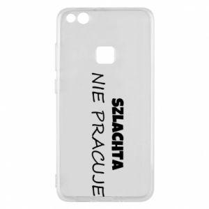 Phone case for Huawei P10 Lite Nobility - PrintSalon