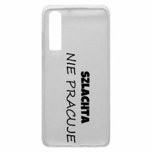 Phone case for Huawei P30 Nobility - PrintSalon