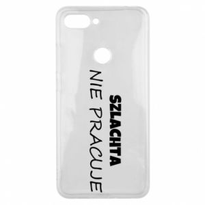 Phone case for Xiaomi Mi8 Lite Nobility - PrintSalon