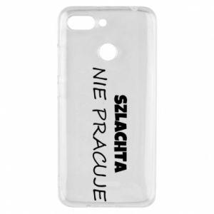 Phone case for Xiaomi Redmi 6 Nobility - PrintSalon
