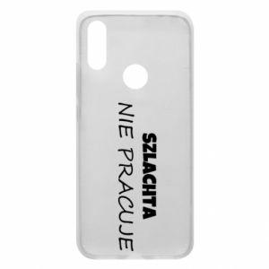 Phone case for Xiaomi Redmi 7 Nobility - PrintSalon