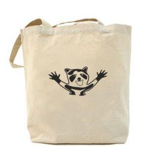 Bag Cute raccoon