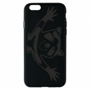 Phone case for iPhone 6/6S Cute raccoon