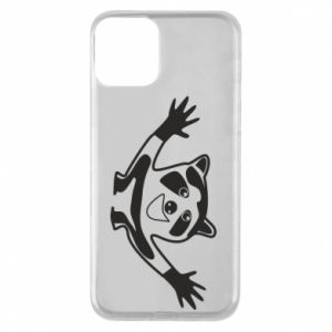 Phone case for iPhone 11 Cute raccoon