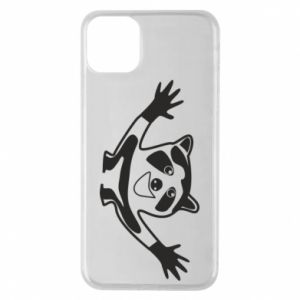 Phone case for iPhone 11 Pro Max Cute raccoon