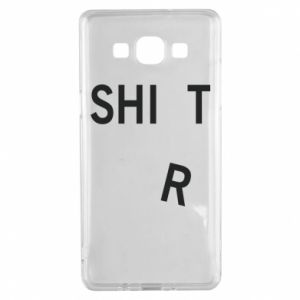 Samsung A5 2015 Case T-SHIrT