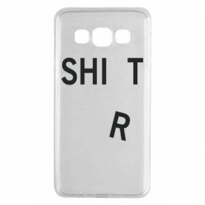 Samsung A3 2015 Case T-SHIrT