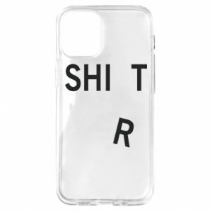 iPhone 12 Mini Case T-SHIrT