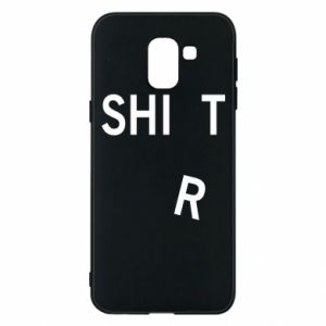 Phone case for Samsung J6 T-SHIrT
