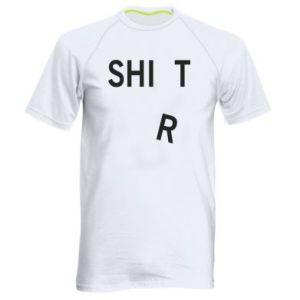 Men's sports t-shirt T-SHIrT