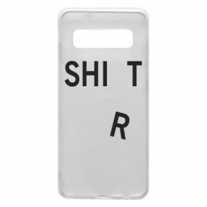 Phone case for Samsung S10 T-SHIrT