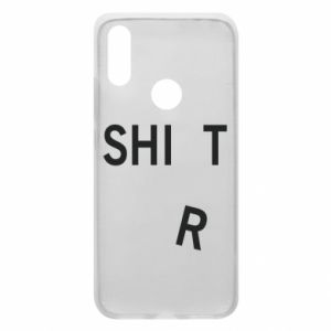 Phone case for Xiaomi Redmi 7 T-SHIrT
