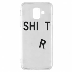Phone case for Samsung A6 2018 T-SHIrT