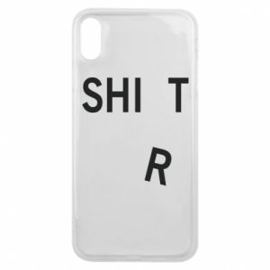 Phone case for iPhone Xs Max T-SHIrT