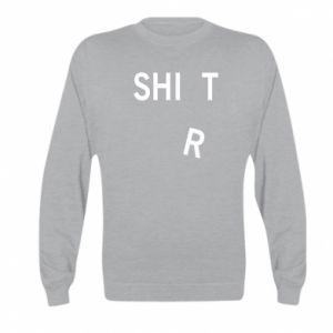 Kid's sweatshirt T-SHIrT