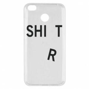 Xiaomi Redmi 4X Case T-SHIrT
