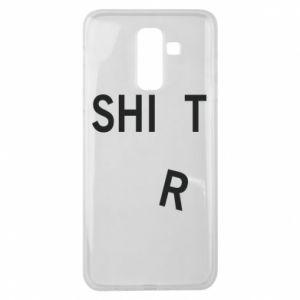 Samsung J8 2018 Case T-SHIrT