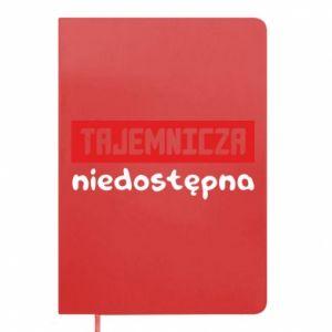 Notepad Mysterious unavailable - PrintSalon