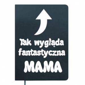 Notes Tak wygląda fantastyczna Mama