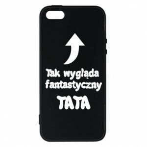 Etui na iPhone 5/5S/SE Tak wygląda fantastyczny Tata