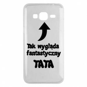 Etui na Samsung J3 2016 Tak wygląda fantastyczny Tata