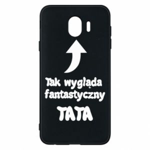 Etui na Samsung J4 Tak wygląda fantastyczny Tata
