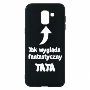Etui na Samsung J6 Tak wygląda fantastyczny Tata