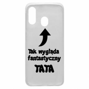 Etui na Samsung A40 Tak wygląda fantastyczny Tata