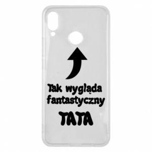 Etui na Huawei P Smart Plus Tak wygląda fantastyczny Tata