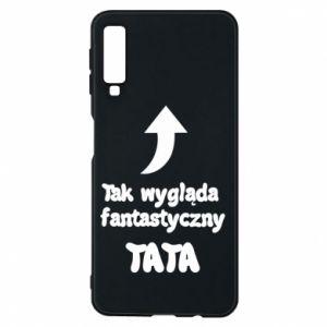 Etui na Samsung A7 2018 Tak wygląda fantastyczny Tata