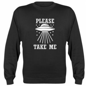 Bluza (raglan) Take me please