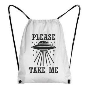 Backpack-bag Take me please