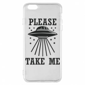 Etui na iPhone 6 Plus/6S Plus Take me please