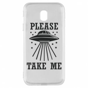Etui na Samsung J3 2017 Take me please