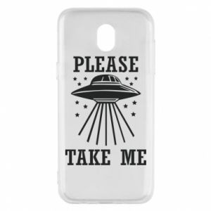 Etui na Samsung J5 2017 Take me please