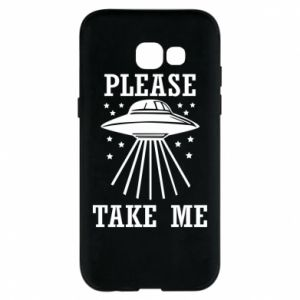 Etui na Samsung A5 2017 Take me please