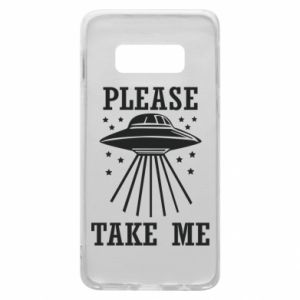 Etui na Samsung S10e Take me please