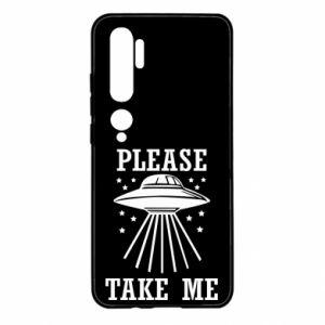 Xiaomi Mi Note 10 Case Take me please