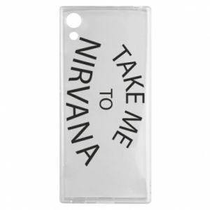 Etui na Sony Xperia XA1 Take me to nirvana