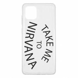 Etui na Samsung Note 10 Lite Take me to nirvana