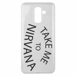 Etui na Samsung J8 2018 Take me to nirvana