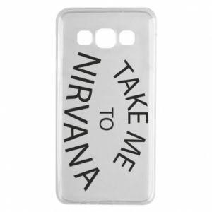Etui na Samsung A3 2015 Take me to nirvana